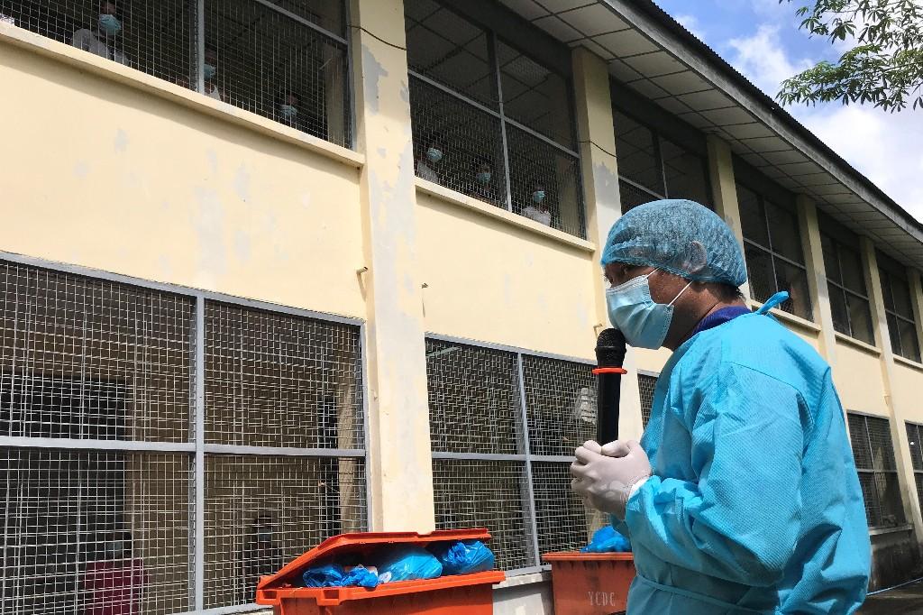 Myanmar ex-political prisoners turn counsellors to ease coronavirus isolation