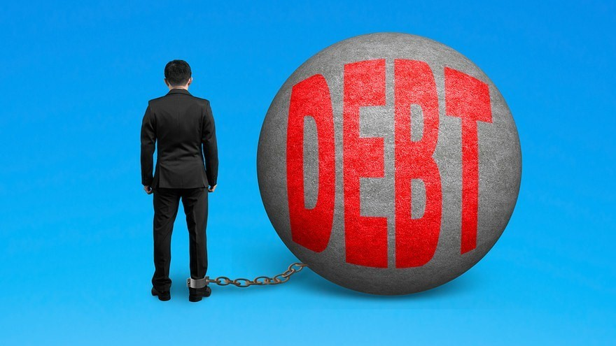 More than 1 in 10 adults say they'll die in debt