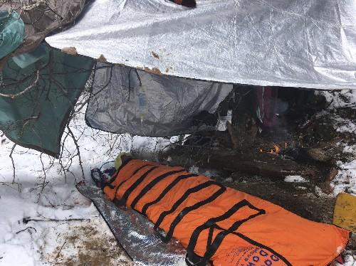 Hiker stuck in quicksand at Utah park feared he would die