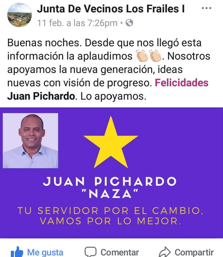 Juan Pichardo - Magazine cover