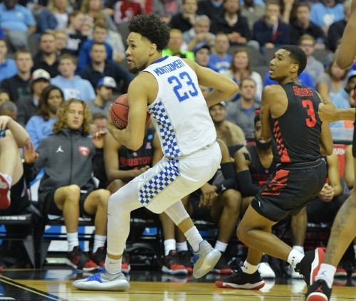 Draft notebook: Kentucky's Montgomery submits his name