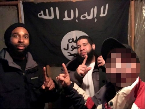 Two Chicago-area men convicted of providing support to Islamic State