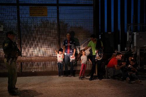 Judge blocks Trump immigration rule, calls it 'repugnant to American Dream'