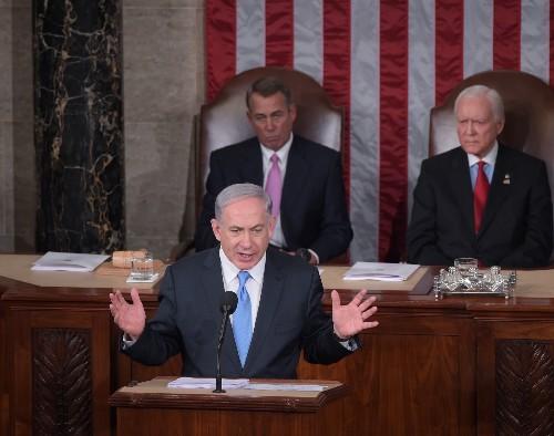 Netanyahu Speech to Joint Meeting of Congress