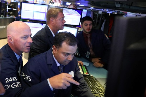 Hopes of ECB, Fed rate cuts boost global stocks, British pound sags
