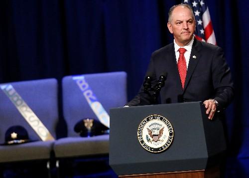 Louisiana's Democratic governor will face run-off election against Republican