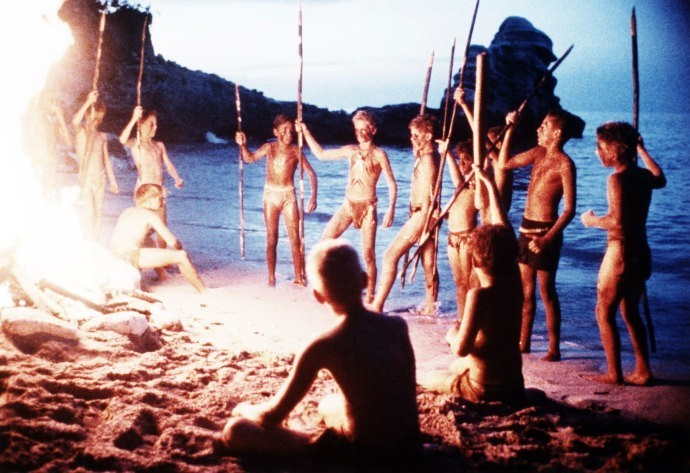 """Politically Correct """"Lord of the Flies"""""""