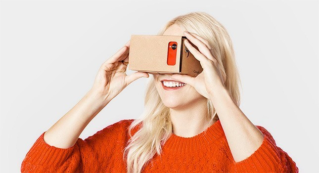 Google Updates Its Cardboard VR App, Launches SDKs For Android And Unity