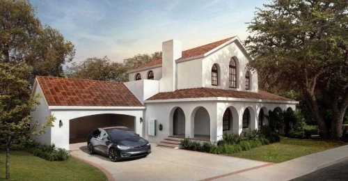 Tesla starts selling solar roof with lifetime guarantee