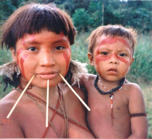 Amazon tribe that has never had contact with other humans has antibiotic resistance genes