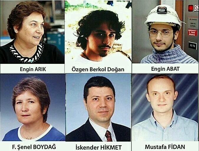 BİLİM - Magazine cover