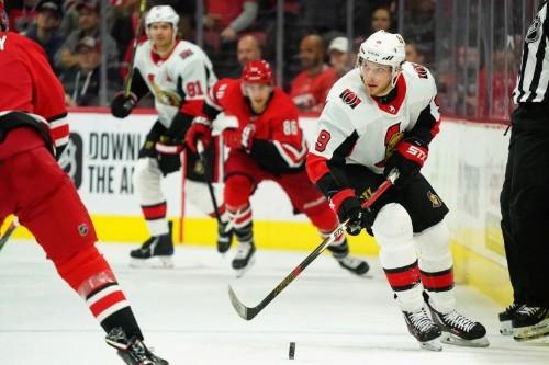 Senators' Ryan to enter player assistance program