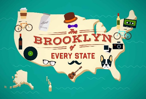 The Brooklyn Of Every State