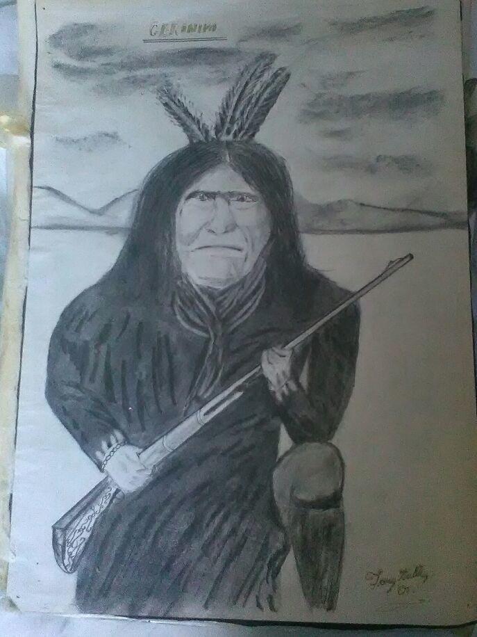 My own art.