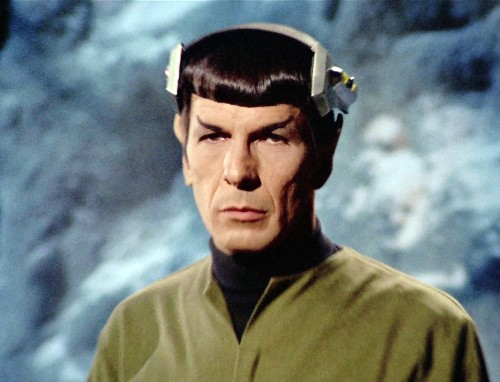 Star Trek's Mr. Spock: In Pictures