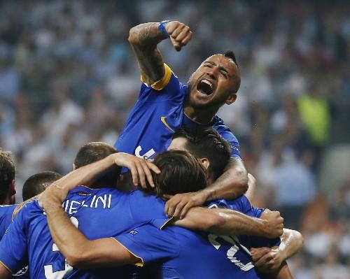 Juventus Advances to Champions League Final