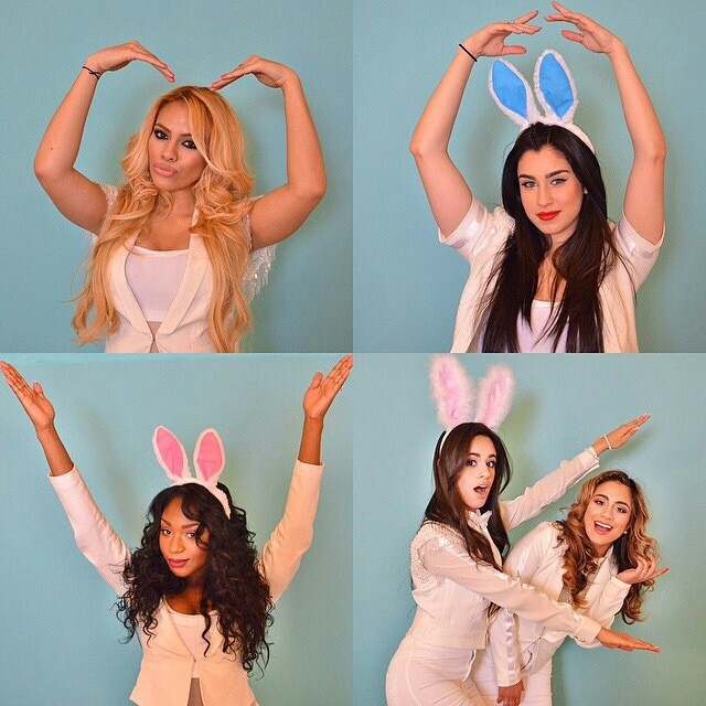 Fifth Harmony - Magazine cover