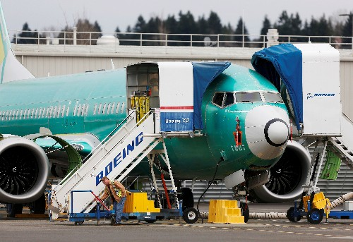 Boeing finds debris in 737 MAX jetliners - company memo