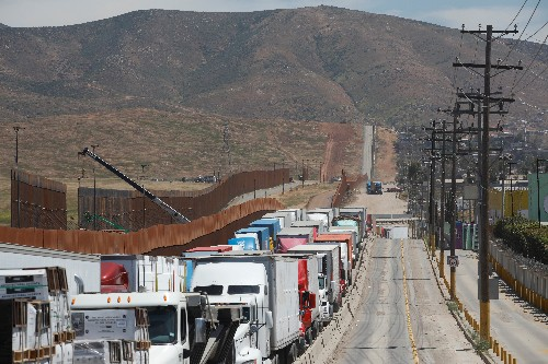 Mexico steps up pressure on U.S. Congress to approve trade deal