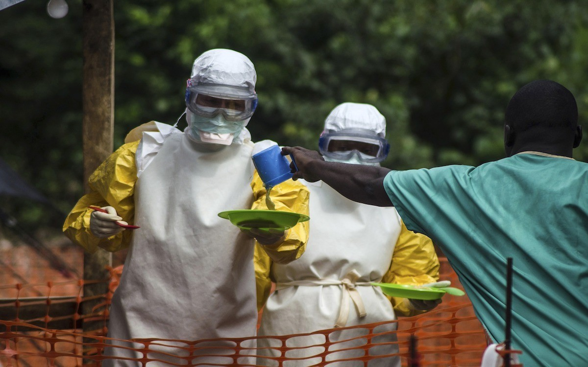 The Week in Review: Historic Ebola Outbreak
