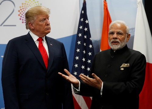 Trump, India's Modi discussed economic ties, increased trade: White House