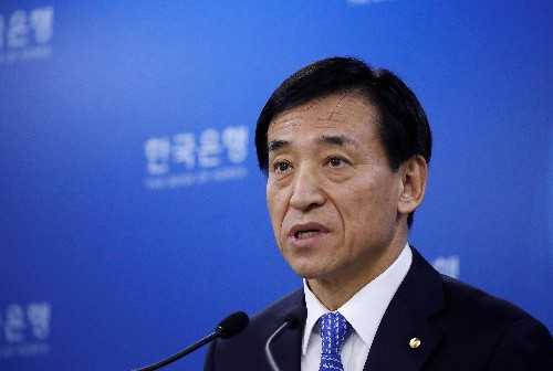 Bank of Korea chief: global conditions have changed drastically