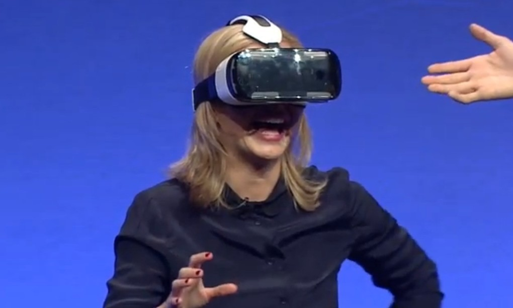 Samsung's Gear VR headset is Oculus Rift for smartphone