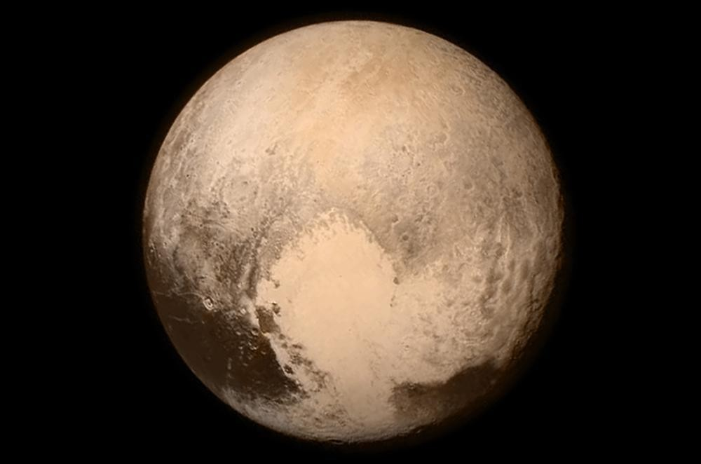 Pluto: Nasa reveals first high-resolution images of planet's surface