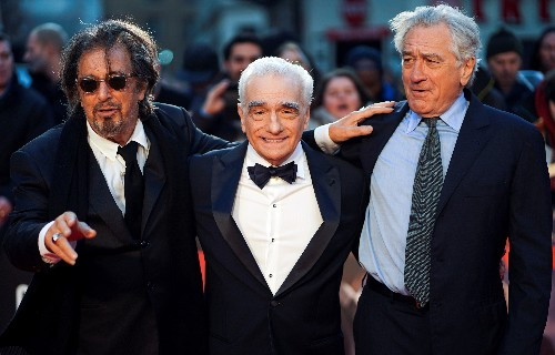 Scorsese says he wanted to 'enrich' past De Niro work with 'The Irishman'