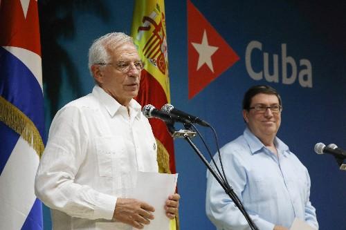 Spain confirms king to make historic trip to Havana in November