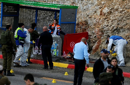 Palestinian gunman kills two, wounds two in West Bank - Israeli medics