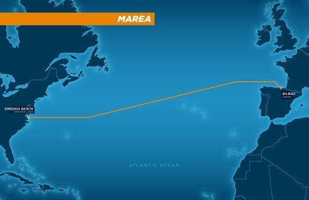 Microsoft and Facebook are building the fastest trans-Atlantic cable yet