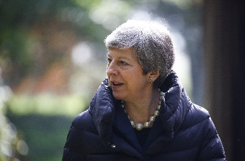 UK PM May to set out details of Brexit deal offer at 1500 GMT: spokesman
