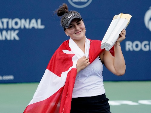 Is Andreescu the next big thing? Not so fast