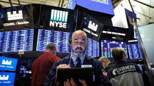 Wall St. set to post small gains at open as investors eye G20 summit