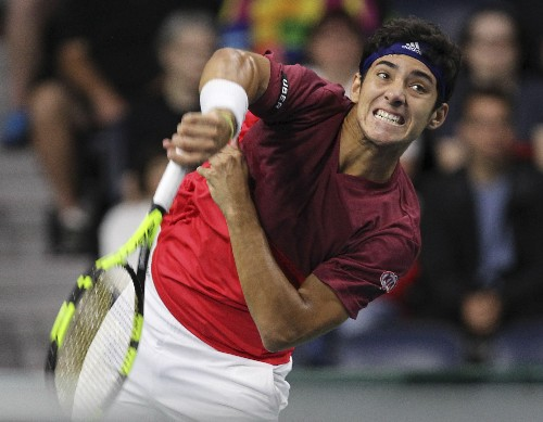 Garin tops Ruud to give Chile first ATP Tour title in 10 years