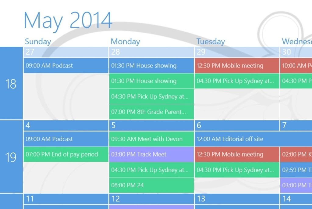 How I use iOS apps to manage my calendar and daily tasks