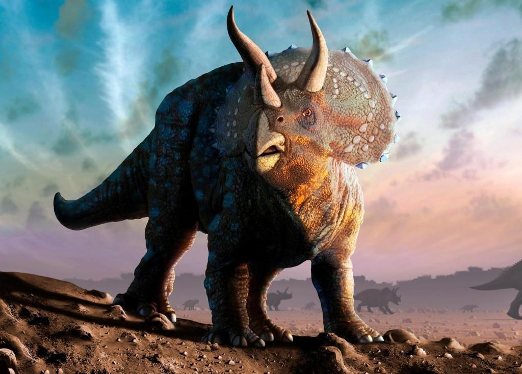 Dinosaur field trip