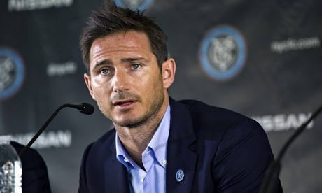 Frank Lampard set for shock short-term move to Manchester City