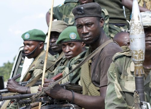 In Pictures: DRC's rebel army