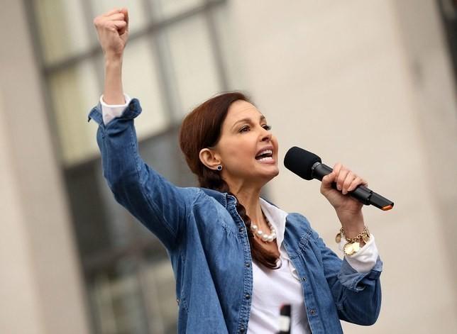 Ashley Judd Looks Back On Her Iconic Women's March Speech: 'I Cherish My Memory of the Roar'