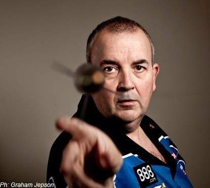 Phil Taylor is regarded as one of the greatest ever darts players, he has won over 200 professional darts tournaments.