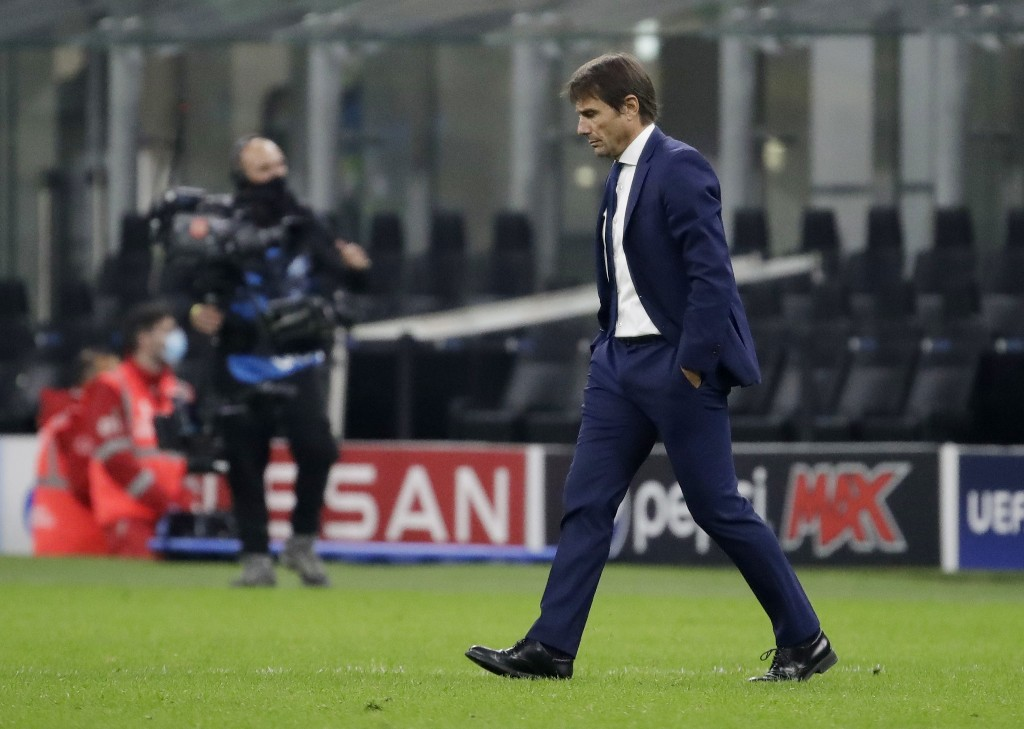 Tough to lose Hakimi to COVID-19 positive before kickoff - Conte