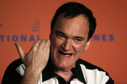 Tarantino is top dog at Cannes - at least in the pooch department
