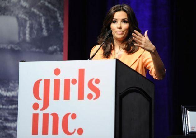 Girls Inc. Honors Eva Longoria For Work With Education in Latina Community