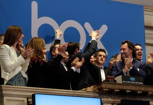 Box Skyrockets 50% To More Than $21 Per Share In First Minutes As A Public Company