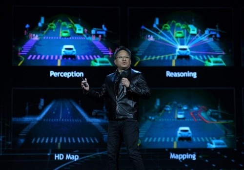 Nvidia And Waymo Grab Early Lead In First Lap Of Self-Driving Car Race