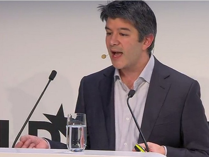 Uber CEO Reveals Mind-Boggling New Statistic That Skeptics Will Hate