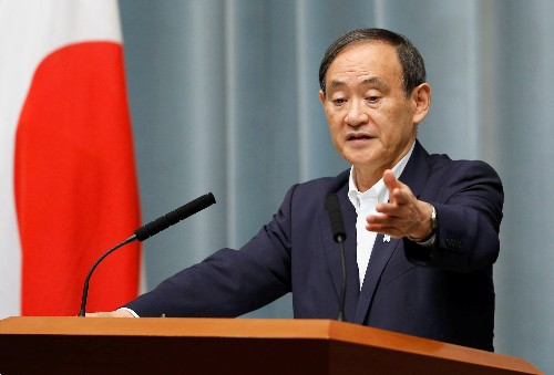 Japan's Suga: Government already planning steps to ease pain from sales tax hike