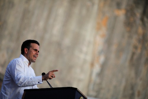 Puerto Rico governor says 2020 Democrats must support statehood